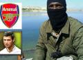 لاعب سابق في اﻵرسنال يتحول إلي مقاتل وينضم إلى تنظيم القاعدة