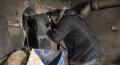 ألمانيا : لصوص يحفروا نفق طوله عشرات اﻷمتار لسرقة بنك